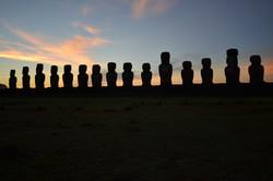 Good morning, Easter Island