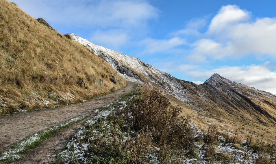 Roy's Peak Track