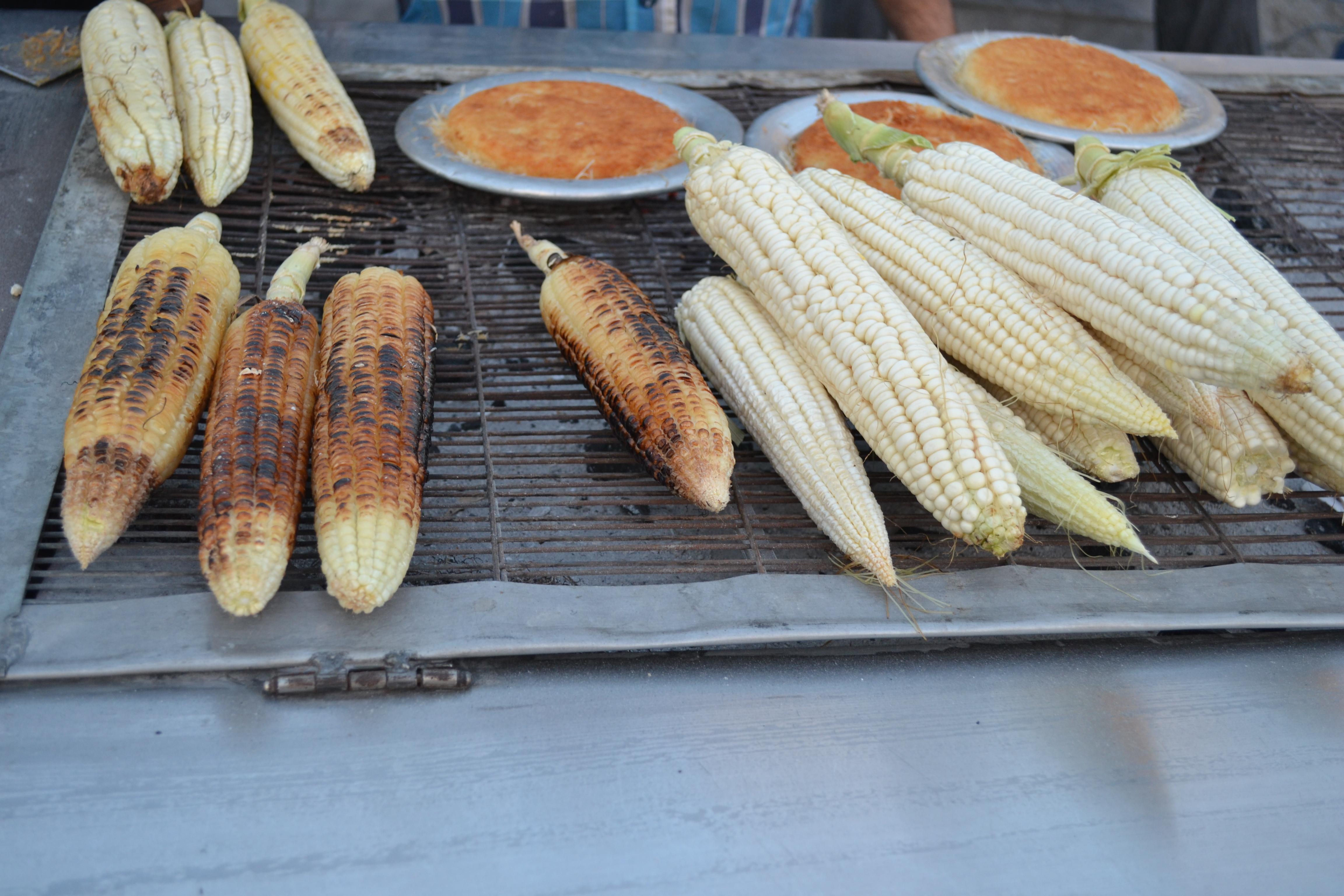 Streetfood Corn