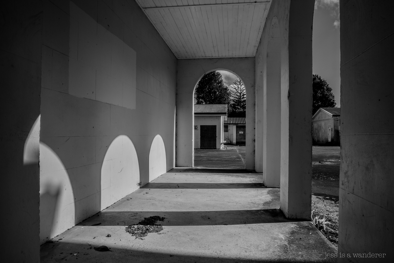 Archway Shadows