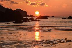 Sunrise at Petit Bot