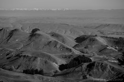 Black and White hills