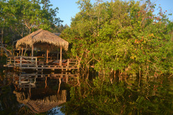 Lodge Reflections