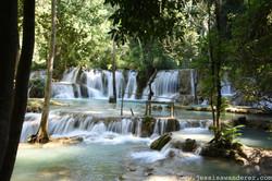 Kuang Si Falls Level 1