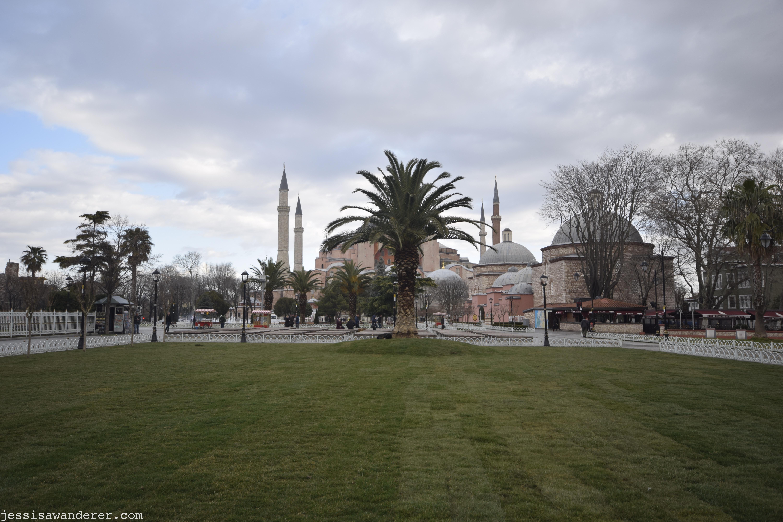 Sultanahmet Wide View