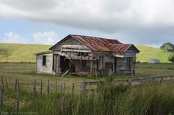 Abandoned House outside Awanui