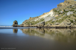 Beachy Reflections
