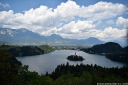 Bled from Above