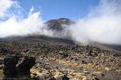 A Misty Mountain