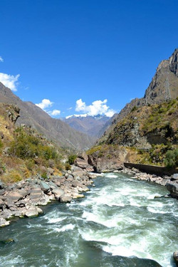 Inca Trail Beginning