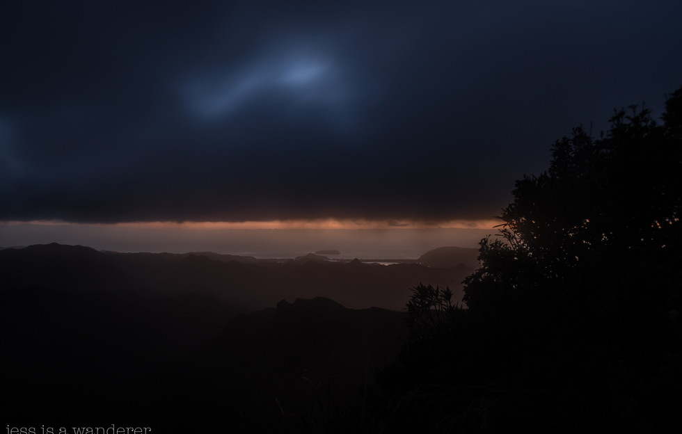 Slither of Sunrise