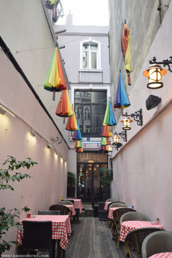 Quirky Restaurant