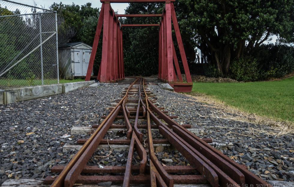 Mini Railway Line
