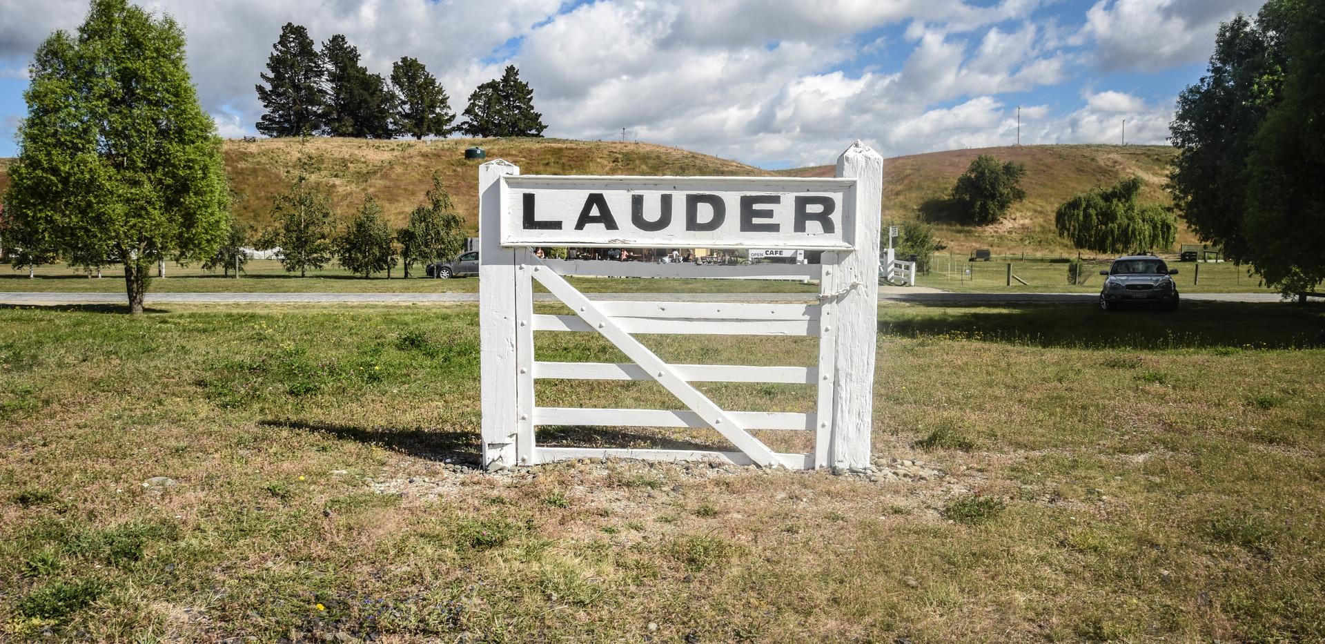 Lauder Village
