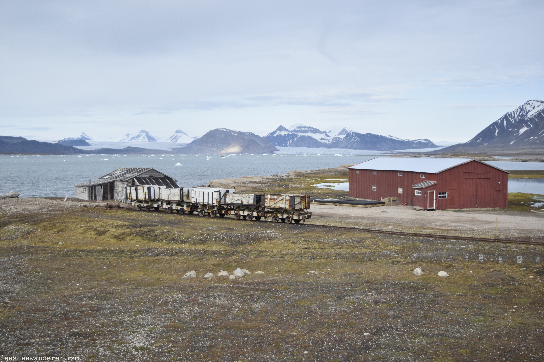 Ny Ålesund Old Railway