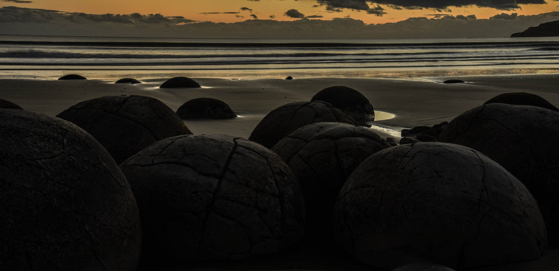 Boulders and Clouds