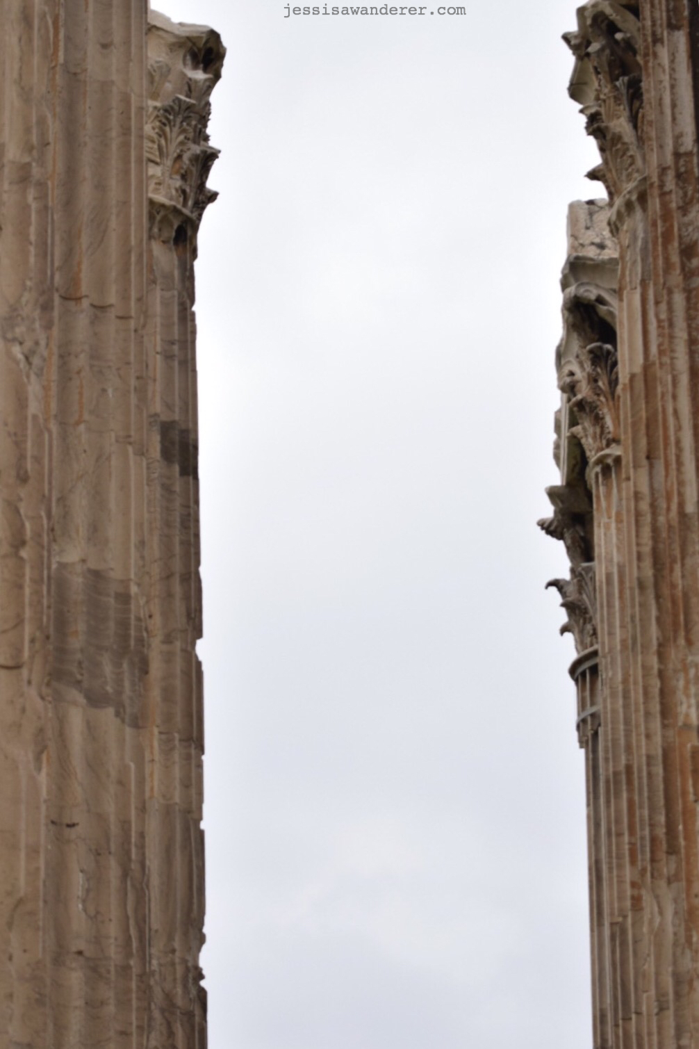 Through the Columns