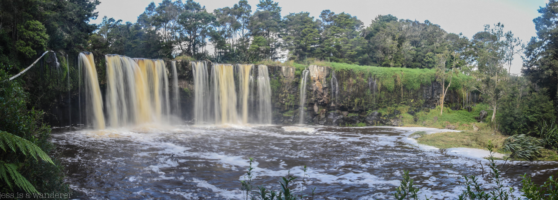Mangere Falls