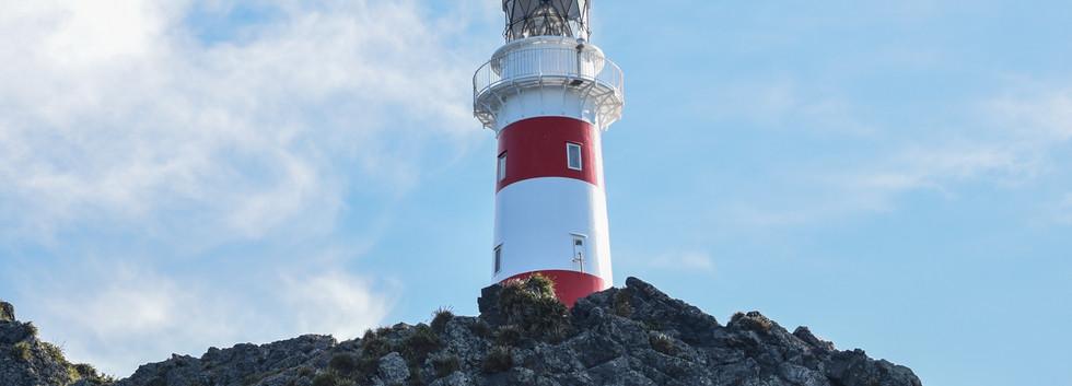 NZ's Spiffiest Lighthouse