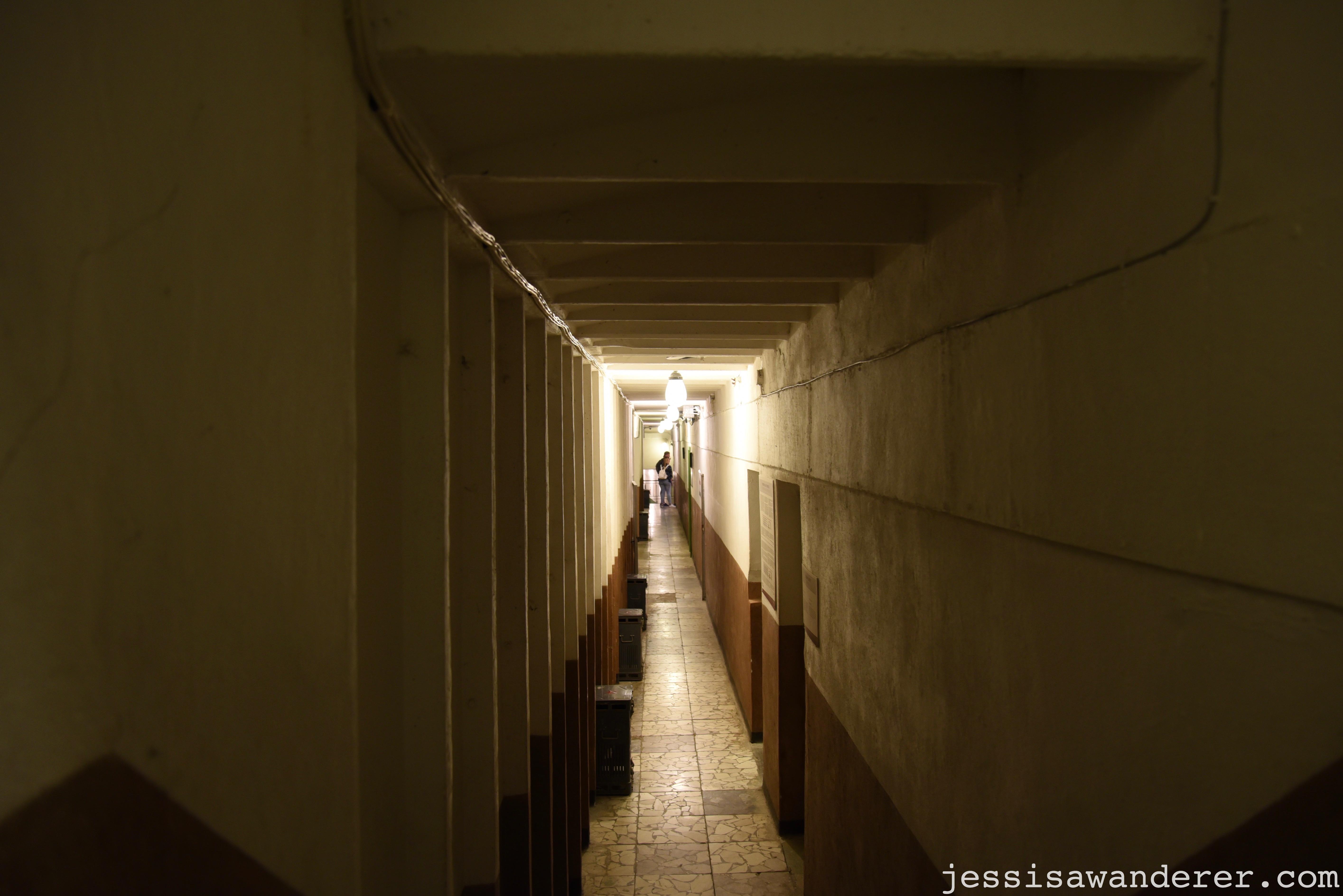 BunkArt Underground Corridors