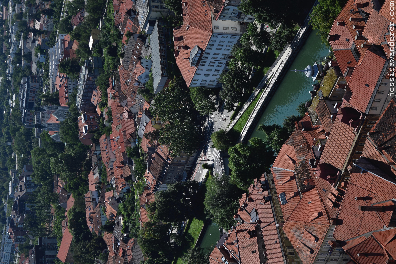 Ljubljana City River