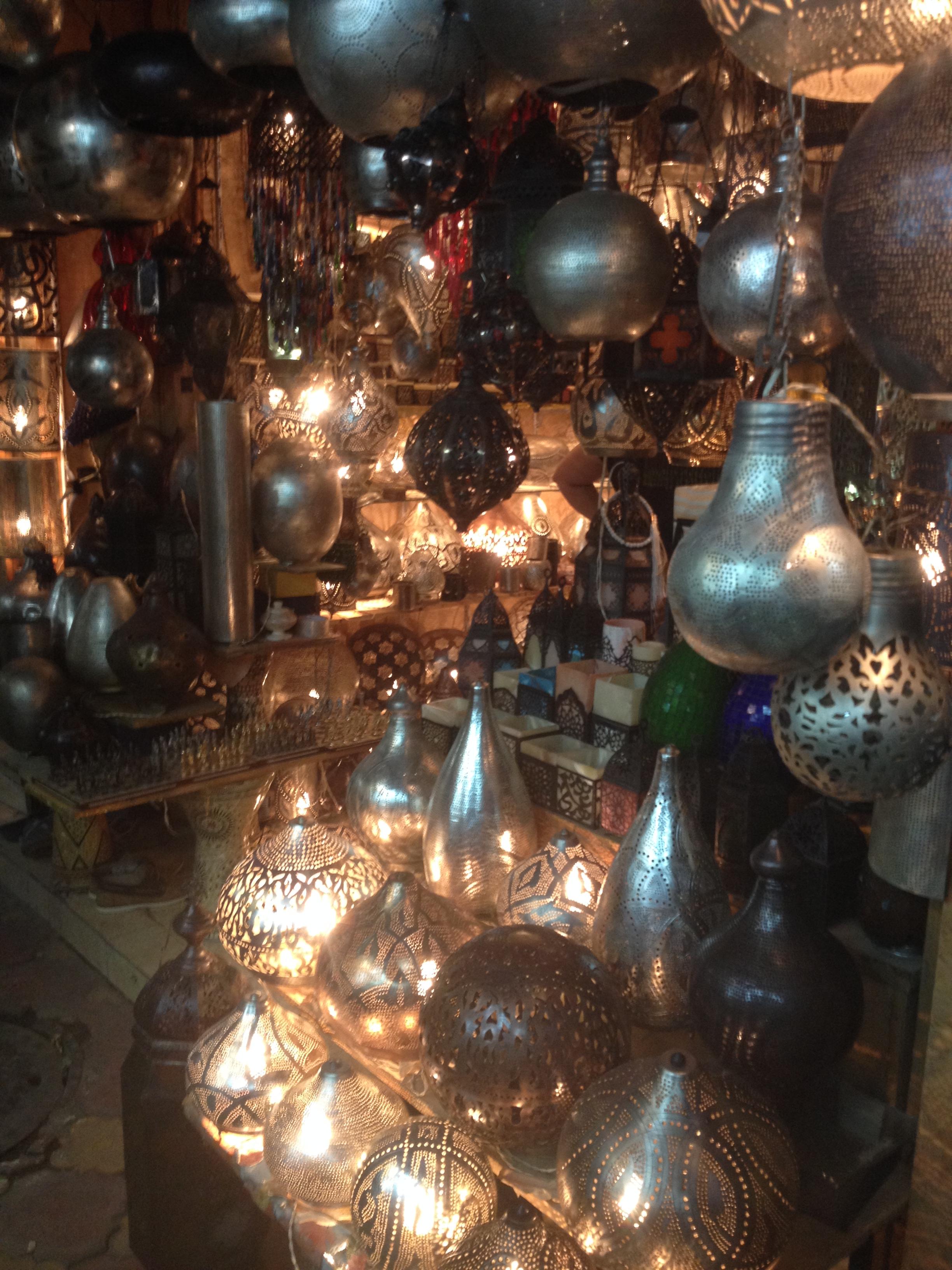 Market Lamps