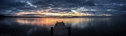 Lake Rotorua Panorama