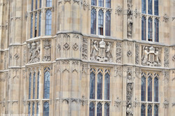 Houses of Parliament Engraving