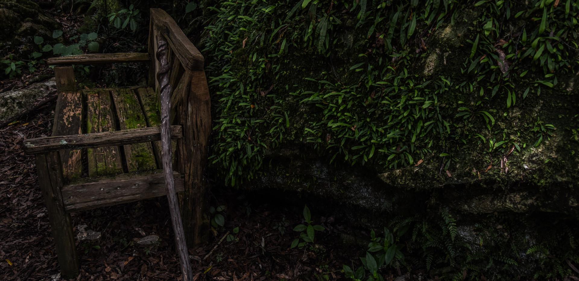 Hobbit Bench