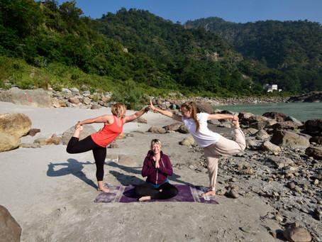 A Yoga Retreat for a Complete Novice