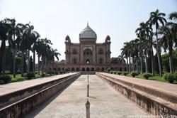 Tomb of Safdar Jang