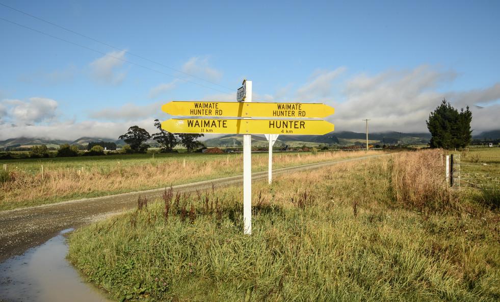 Waimate Sign
