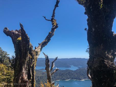 Jess is a Wanderer at Lake Waikaremoana