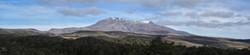 Mount Ruapehu Wide