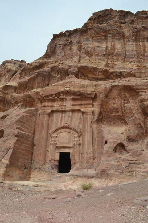 Ancient cave