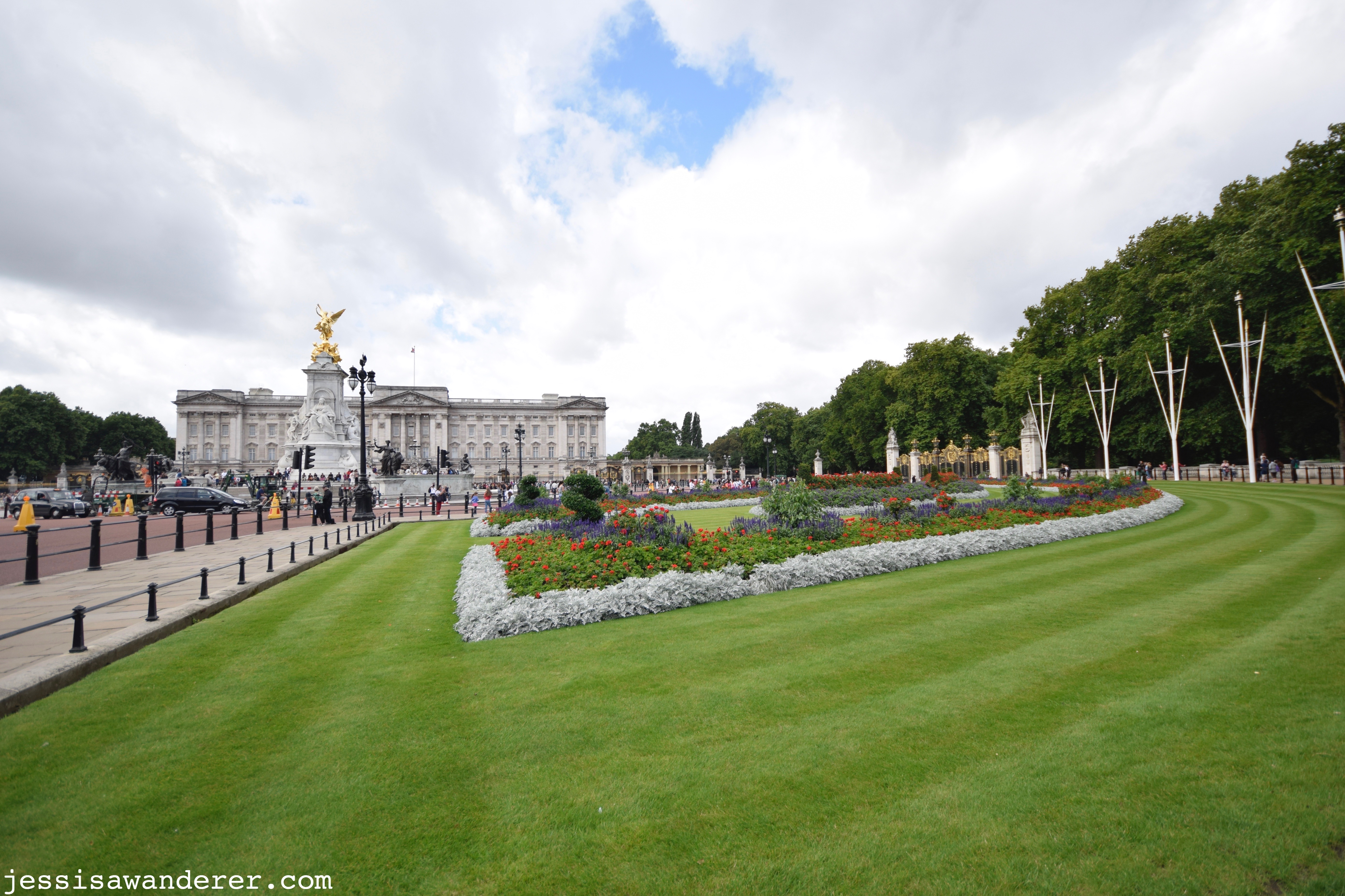 Buckingham from Afar
