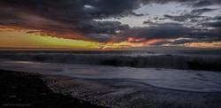 Foamy Sea