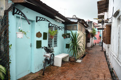 Colourful Alleyways