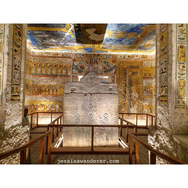 Ramses IV Tomb