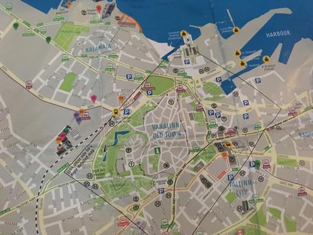 Realisations & Revelations in Tallinn