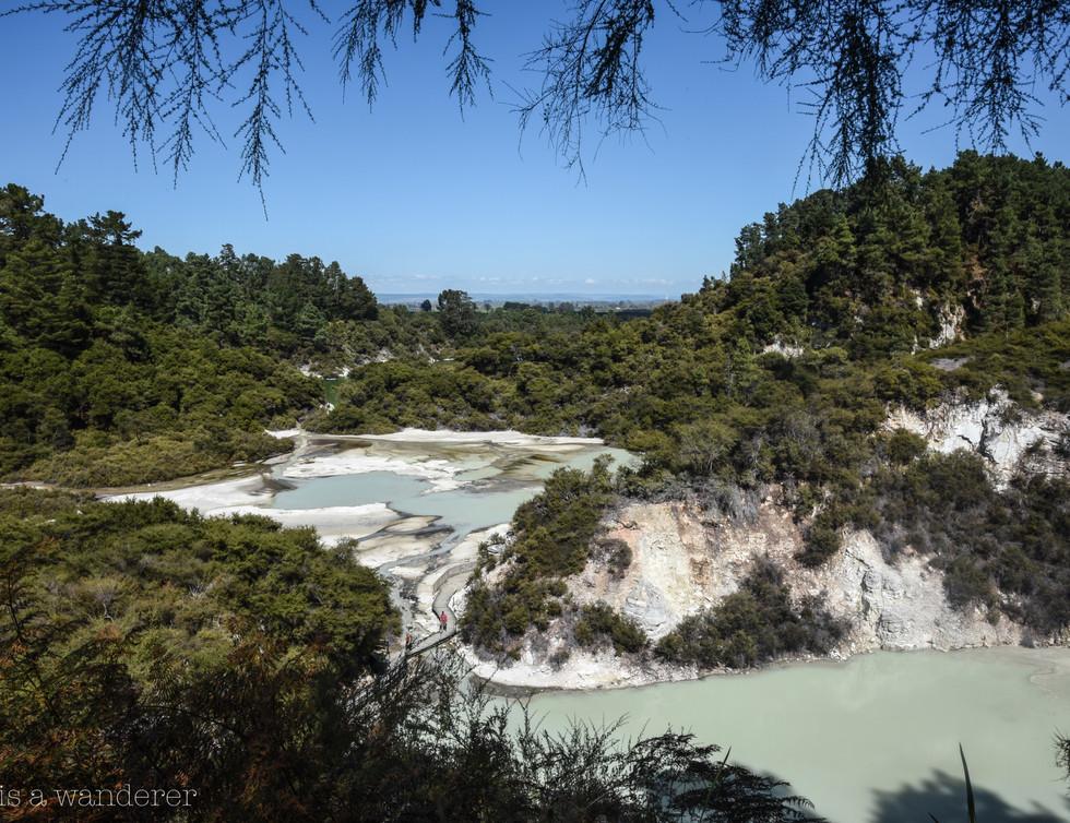 Sulphur Pools