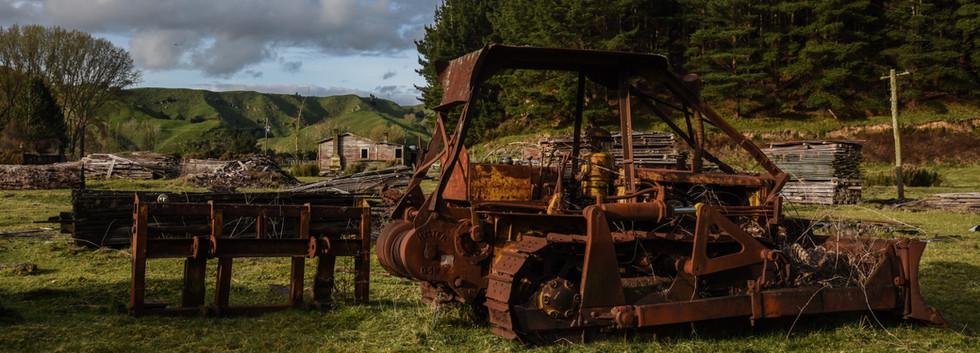 Rusting Machine