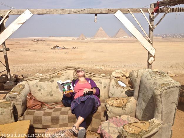 Goodbye Egypt!