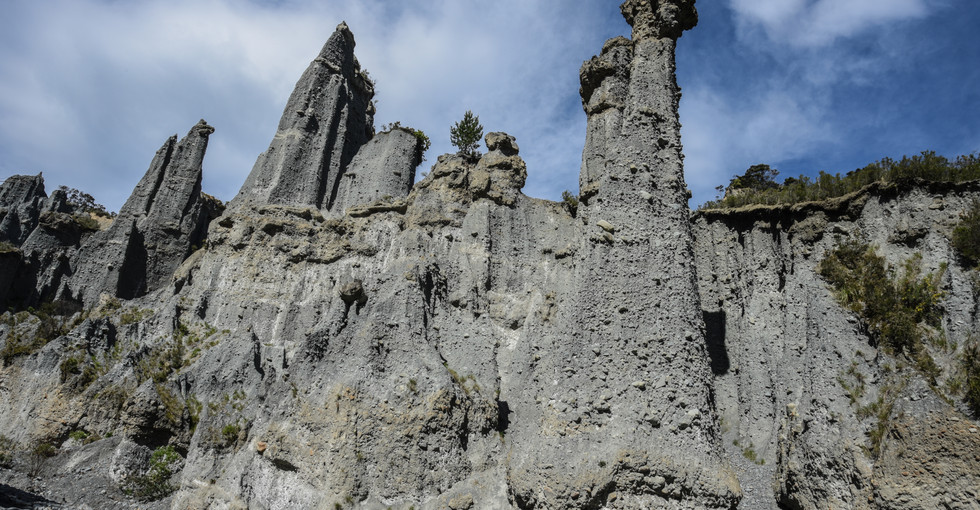 Incredible Formations