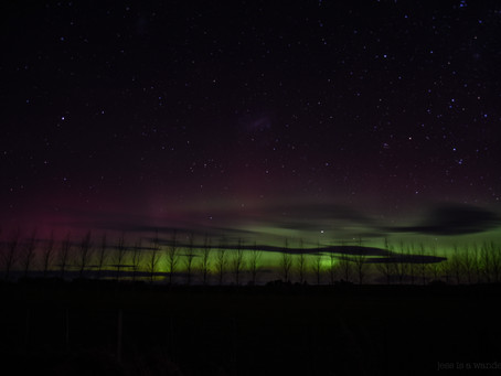 Jess is a Wanderer   Chasing the Aurora