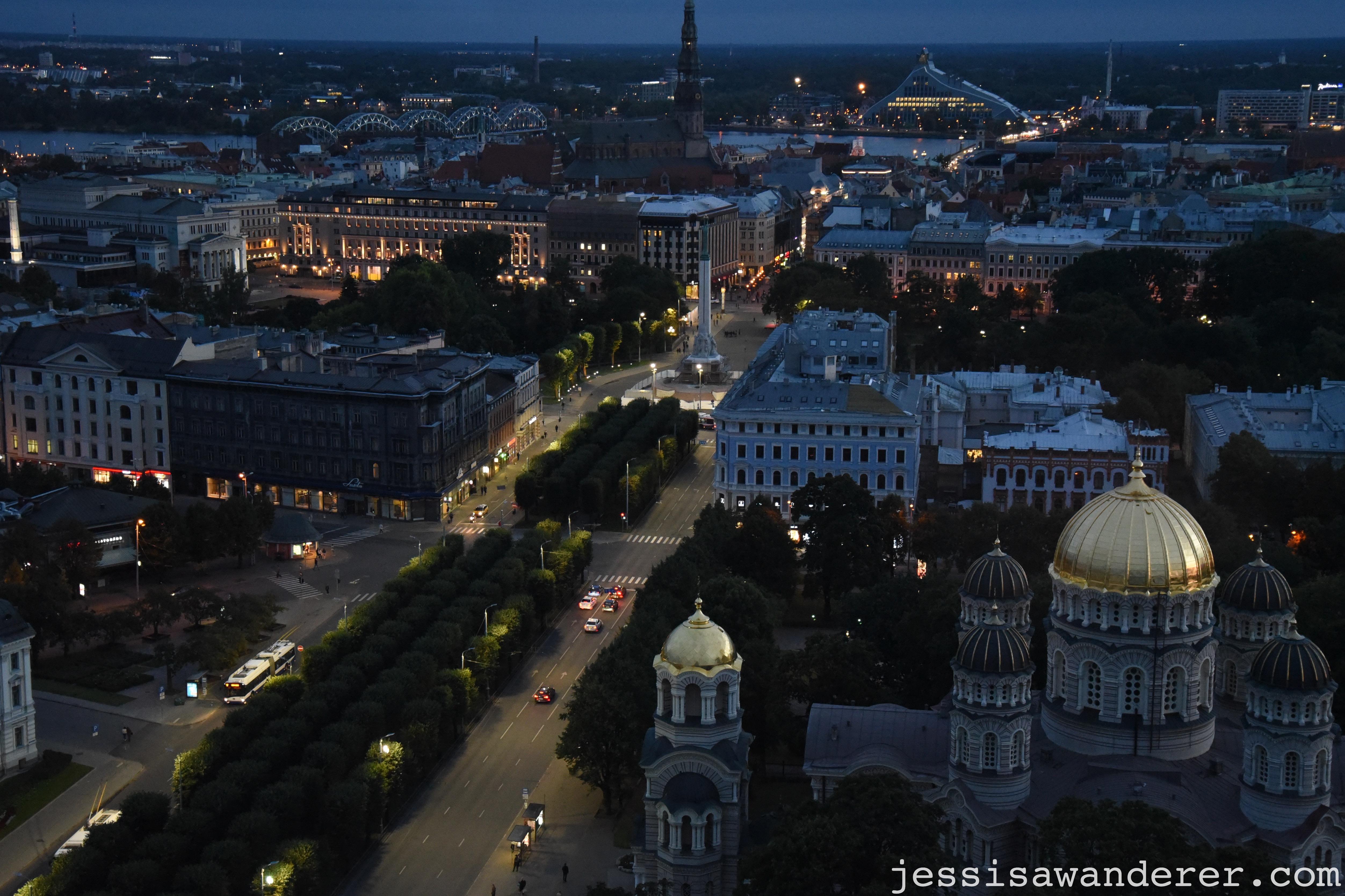 Riga Rooftops