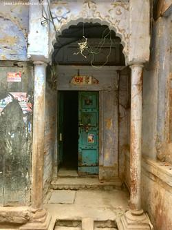 Old Varanasi Streets