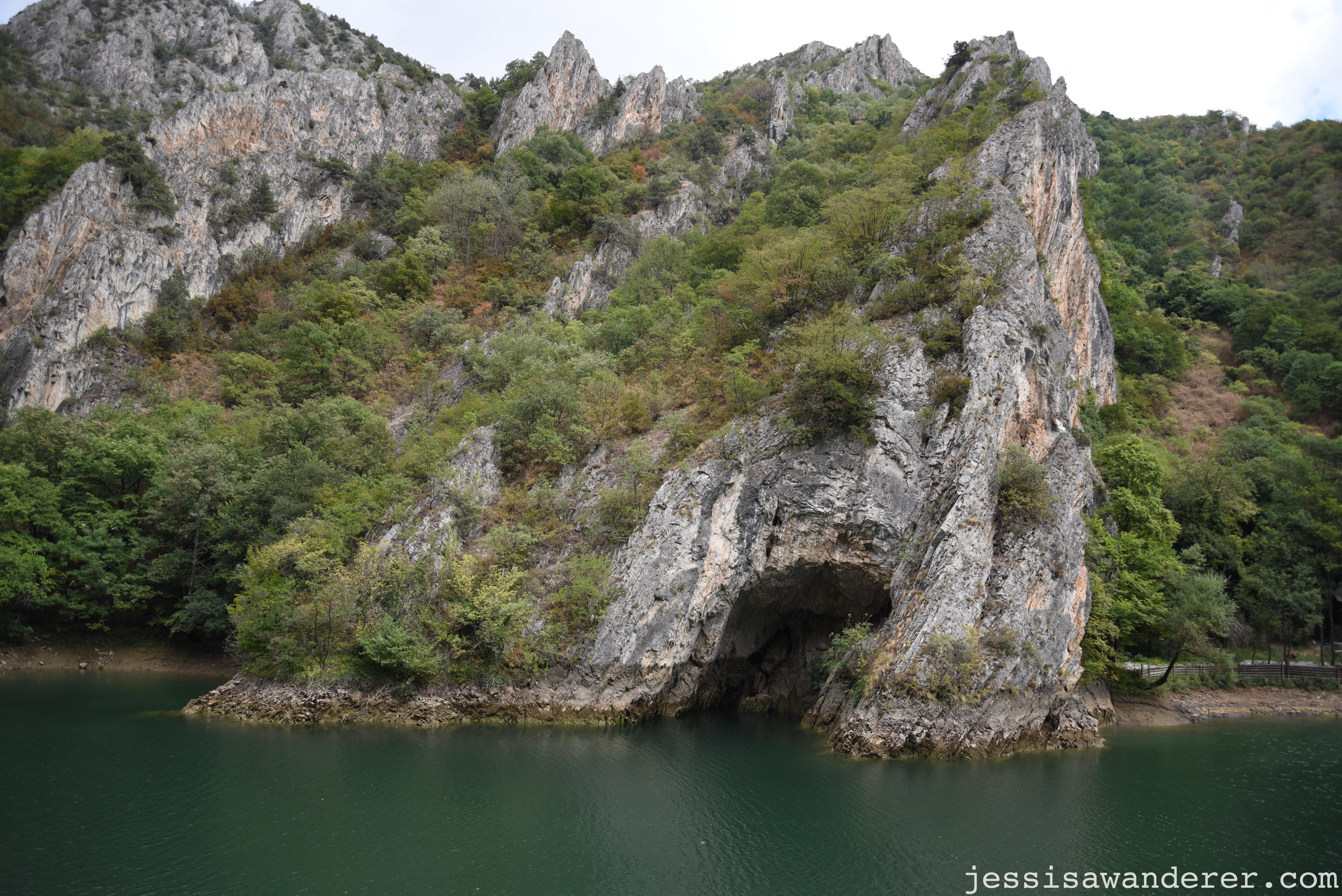 Cave at Matka