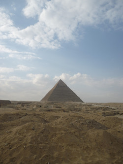 Lonely Pyramid