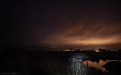 Light Pollution Reflection